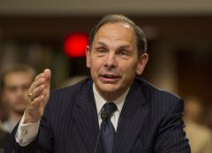 Senate approves VA Secretary Bob McDonald