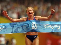 Olympic Medal: W Marathon
