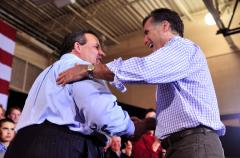Christie, Romney raise $1M from 20 people