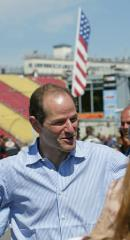 Spitzer gets 27,000 signatures to get on NYC ballot