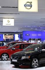 Geely to buy Volvo Cars from Ford