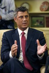Kosovo's PM claims victory in election