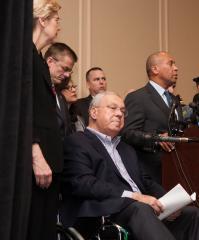 Former Boston Mayor Thomas Menino undergoing treatment for 'advanced' cancer