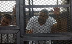 White House condemns Al Jazeera reporters' sentencing in Egypt