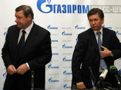 Gazprom wants bigger stake in LNG market
