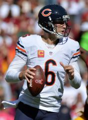 Cutler still nursing groin injury, unlikely to play against Lions