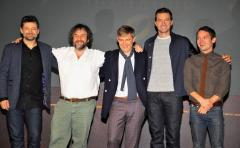 Richard Armitage, Martin Freeman discuss 'Hobbit' transformations