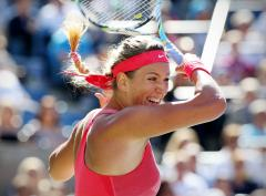 Azarenka takes quick second-round WTA win in Brisbane
