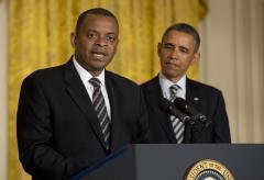 Obama nominates Charlotte mayor as transportation secretary