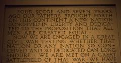 Paper retracts 1863 editorial calling Gettysburg Address 'silly'