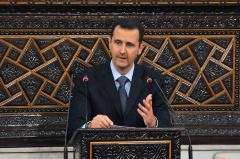 Document: Syria unlikely to survive a war