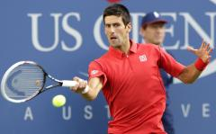 Djokovic wins, del Potro retires at Dubai Duty Free tournament
