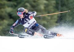 Janka wins gold in Worlds giant slalom