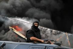 Generals now in power, Muslim Brotherhood says