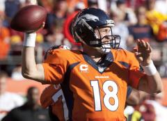 Del Rio: 'No doubt' Manning to play Sunday