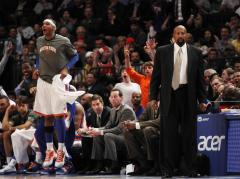 Knicks' focus now on Anthony, Stoudemire
