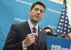 House votes to approve Ryan budget
