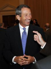 Mark Sanford won't have primary, general challenger