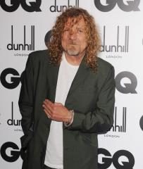 Queen names Robert Plant CBE