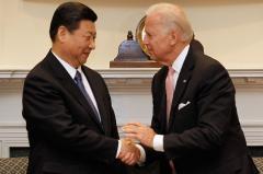 Biden: Xi 'straight forward,' 'honest'