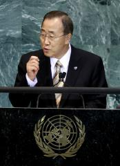 Peacekeepers vital, world leaders say