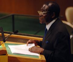 Opposition says Mugabe followers killed 5