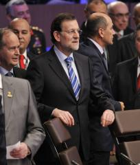 Rajoy, Monti, press Europe for help