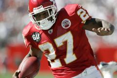 Chiefs release Larry Johnson