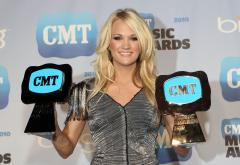 Underwood wins big at CMT Awards