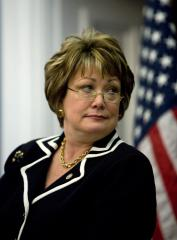 Congresswoman confirmed for State post