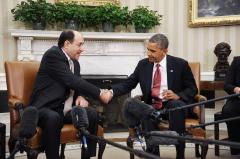 White House commends Iraqi PM Maliki on resignation decision