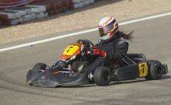 Teenage girl dies in Texas go-kart crash