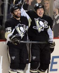 NHL: Pittsburgh 5, Washington 3