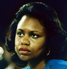 Hearings still resonate for Anita Hill