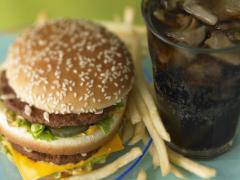 McDonald's chief criticizes menu mandates