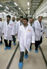 Iran enriching uranium, Russia says