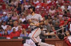Giants come out over Reds in series finale