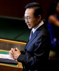 S. Korea leader asked to address Congress