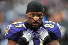 Derrick Mason retires as a Raven