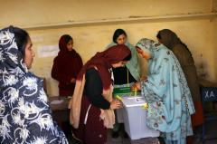 Women Face Bars to Voting in Landmark Pakistan Poll