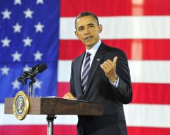 Poll: Obama would beat Romney in election