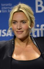 Kate Winslet says her children are always with her