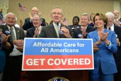 Health insurance exchanges running even if government isn't