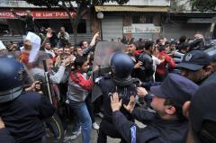 No Arab Spring for Algeria