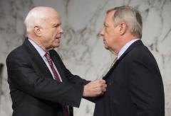Senate invokes cloture on Ukraine aid bill