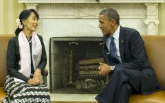 Obama: Cambodia must improve rights record