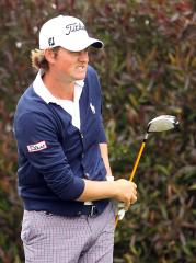 Simpson slips in men's golf rankings