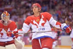 Russia eliminated in Olympic hockey