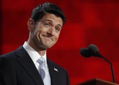 Ryan budget backs ending healthcare reform