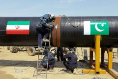 Iranian gas pipeline to Iraq hurts security snag